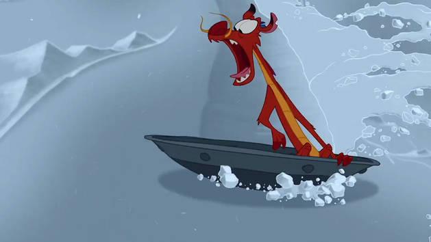 Mulan - O resgate