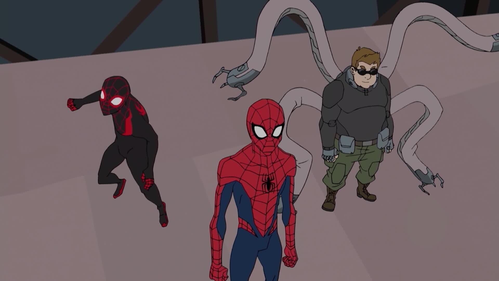 """Nuevos episodios de """"Marvel Spider-man"""" en Disney Channel"""