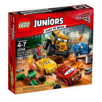 Image of Thunder Hollow Crazy 8 Race Playset by LEGO Juniors - Cars 3 # 2