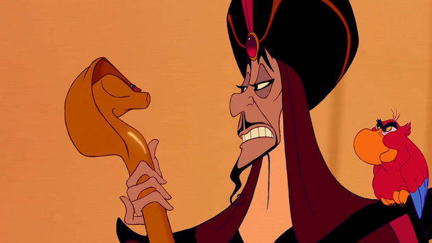 Jafar - Villanos Disney