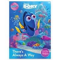 Image of Finding Dory There's Always a Way Book # 1