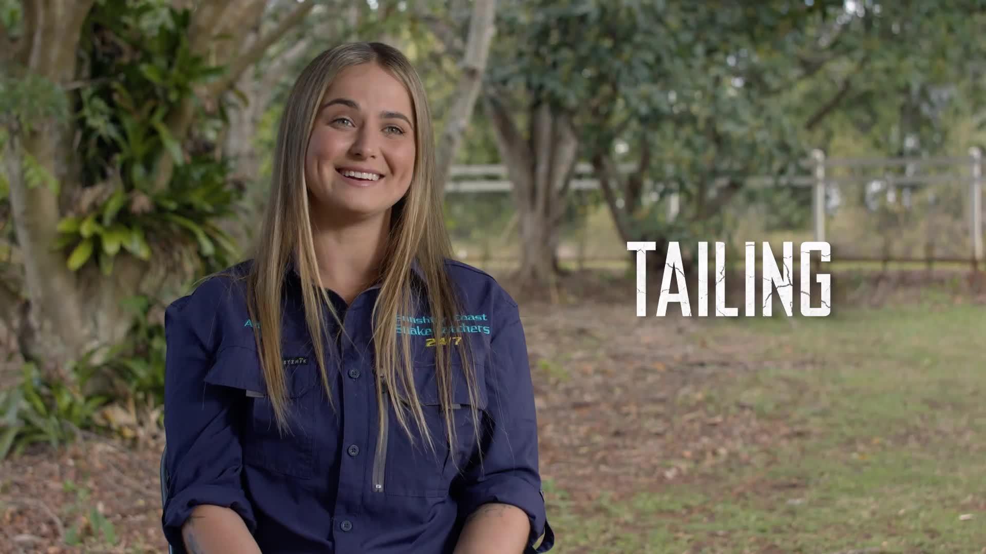 Snake Slang | Aussie Snake Wranglers | National Geographic Australia & New Zealand