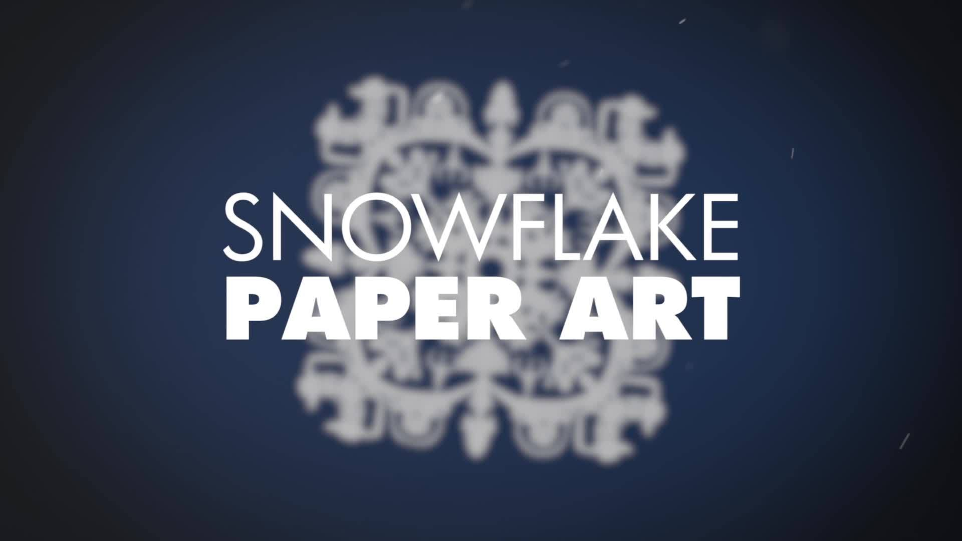 Toy Story Snowflake Paper Art | Oh My Disney
