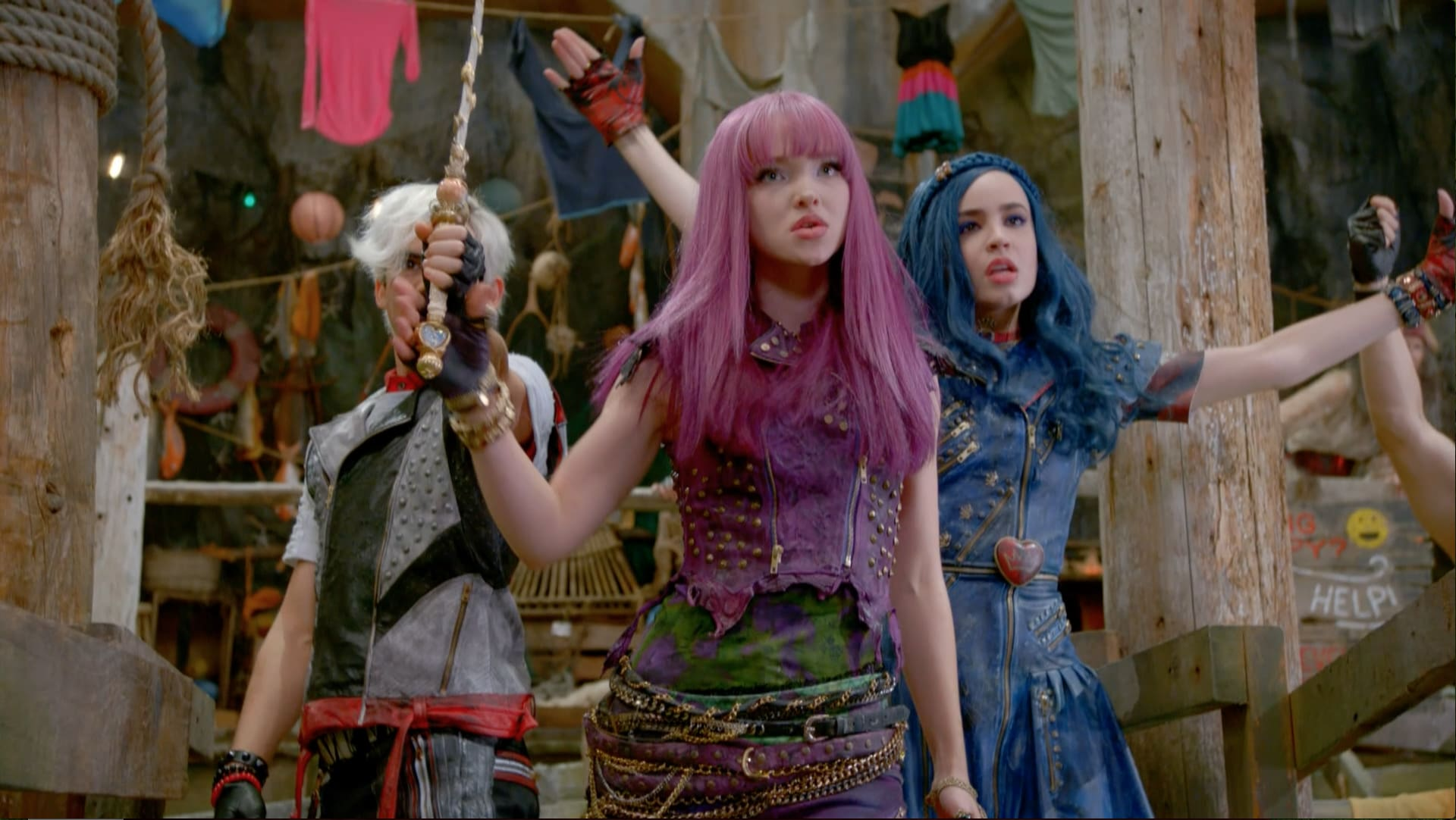 Descendentes 2 - Trailer