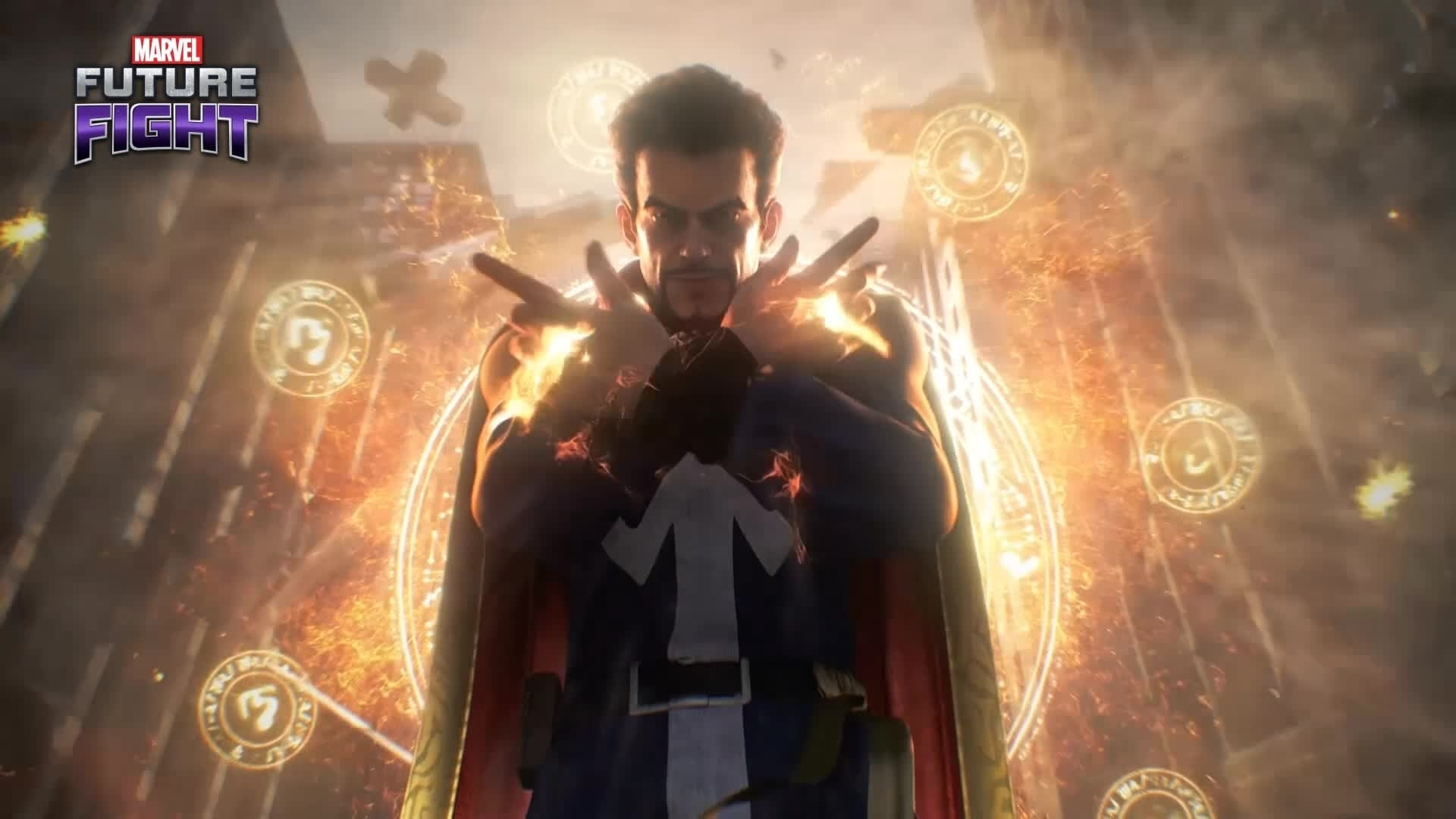 MARVEL Future Fight - Doctor Strange App Trailer
