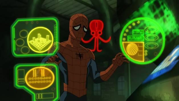 Spider-Man: Dr. Connors Verwandlung