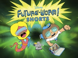 Future-Worm Shorts