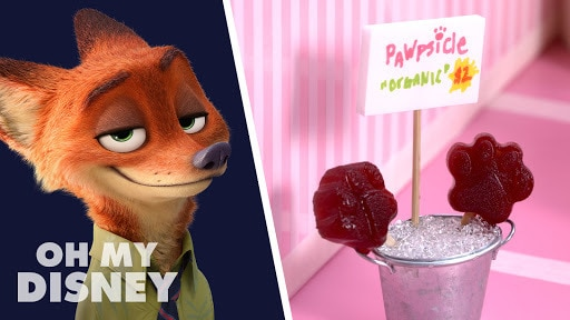 Tiny Pawpsicles From Zootopia | Sketchbook by Oh My Disney