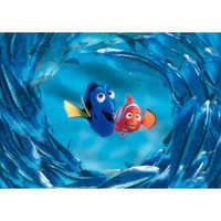 Image of Finding Nemo ''The Moonfish entertain Marlin and Dory'' Giclé # 11