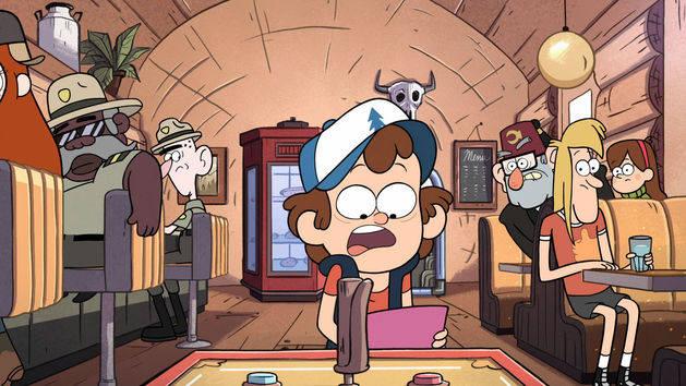 Episódio 6:  Coisa de Homem - Gravity Falls