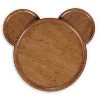 Image of Mickey Mouse It All Started With a Mouse Table by Ethan Allen # 1