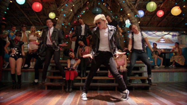 "Music Video: ""Cruisin' For A Bruisin'"""