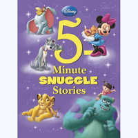 Image of 5-Minute Snuggle Stories Book # 1