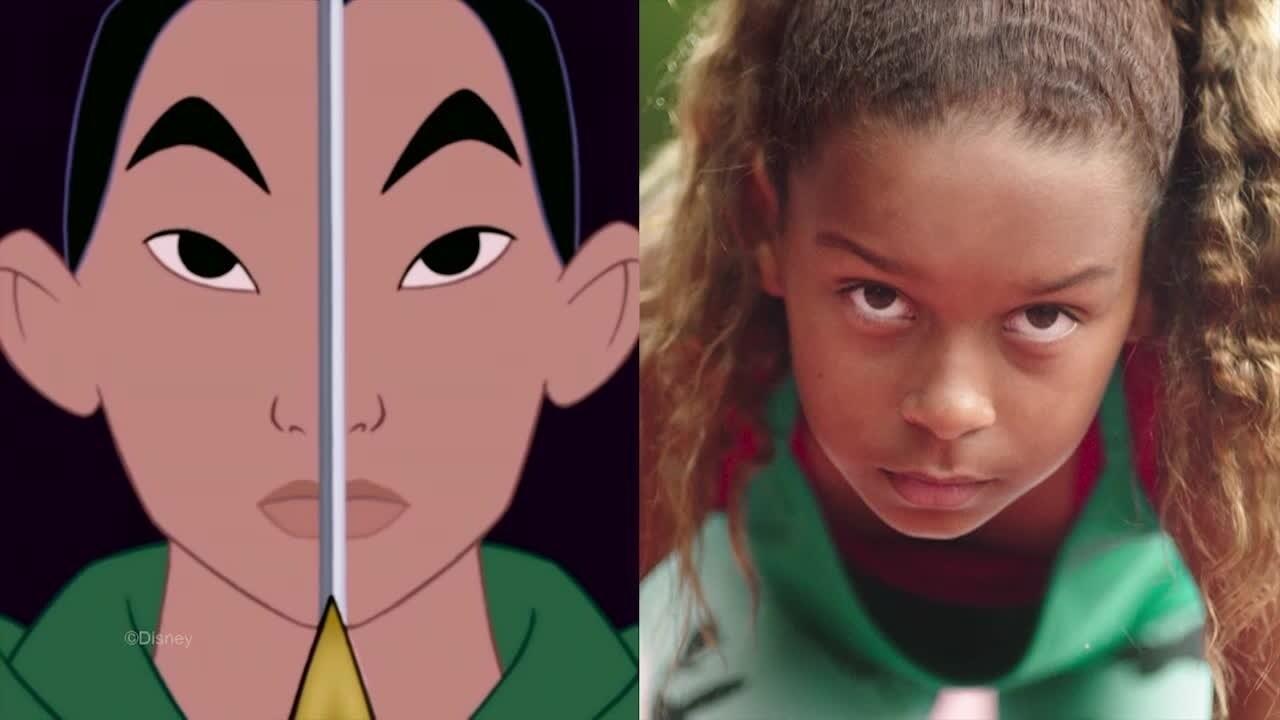 Mulan - Sogna in grande Principessa