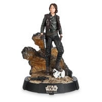 Image of Jyn Erso Figure - Rogue One: A Star Wars Story - Limited Edition # 1