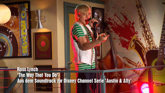 "Austin & Ally - Soundtrack - ""The way that you do"""
