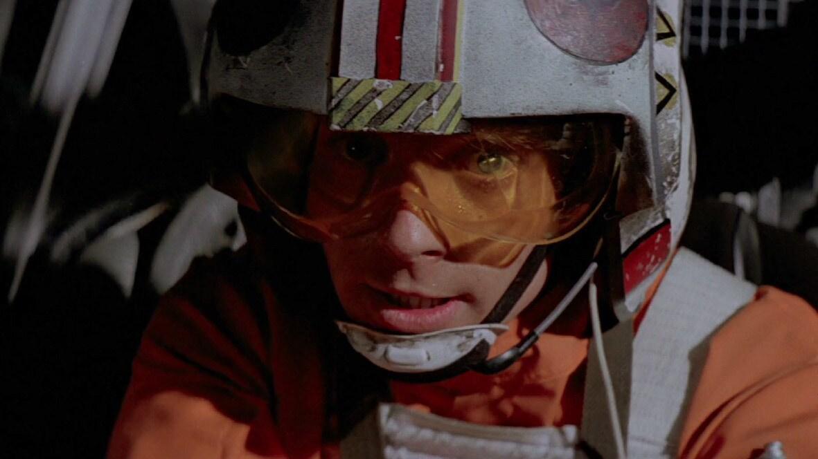 Luke, használd az Erőt!