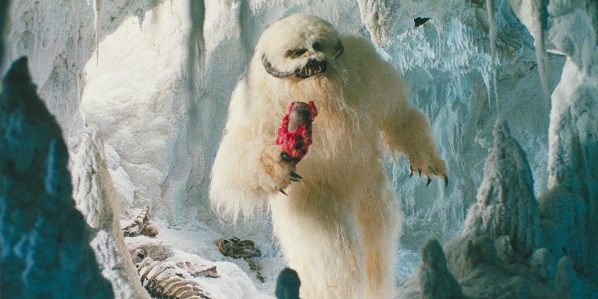 Image result for wampa hoth