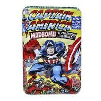 Captain America Marvel Comic Book Float