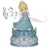 Image of Cinderella Musical Figurine by Precious Moments # 2
