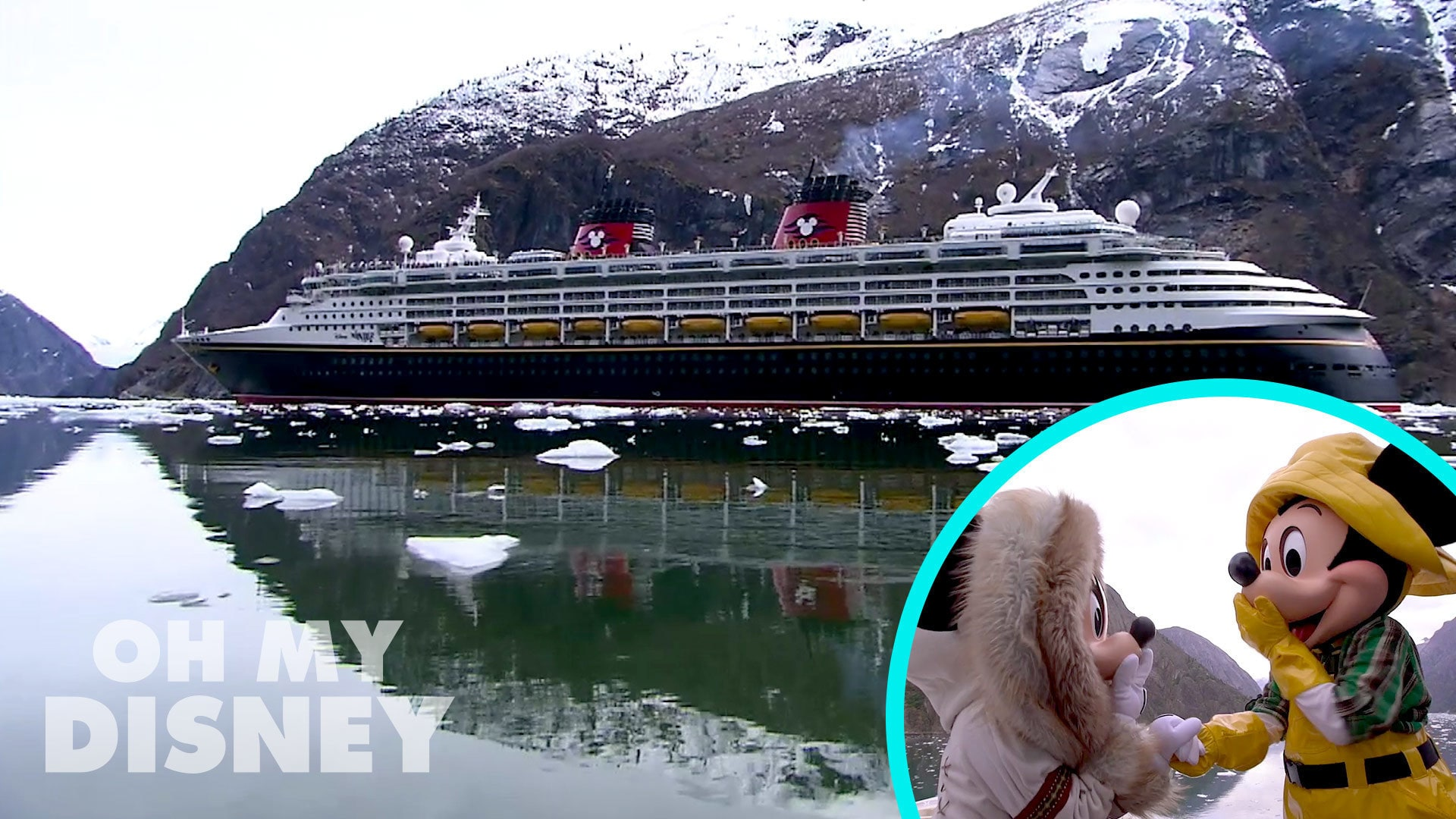 Our Favorite Things to Do During Disney Cruise Line's Alaskan Voyage | Oh My Disney