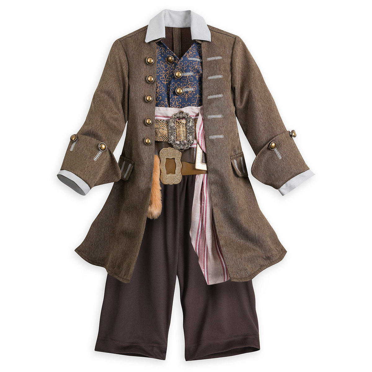 d6caf51fe4 Product Image of Captain Jack Sparrow Costume for Kids # 1