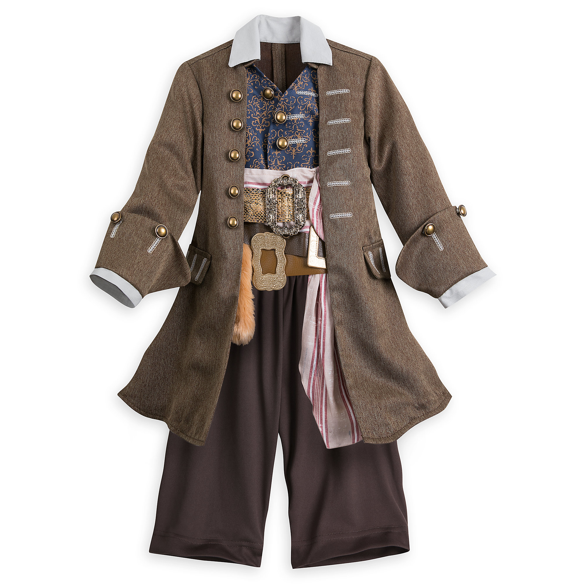 Captain Jack Sparrow Costume Collection for Kids  sc 1 st  shopDisney & Captain Jack Sparrow Costume Collection for Kids | shopDisney