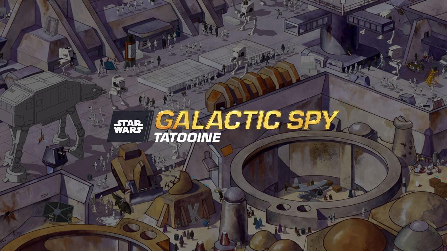 Espion Galactique