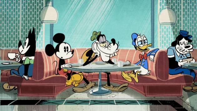 """""""El primer amor de Goofy"""" - Mickey Mouse"""