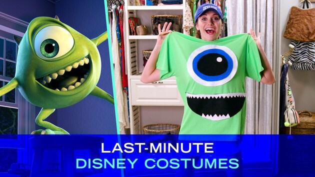 Last-Minute Disney and Disney•Pixar-Inspired Costumes   Disney Style
