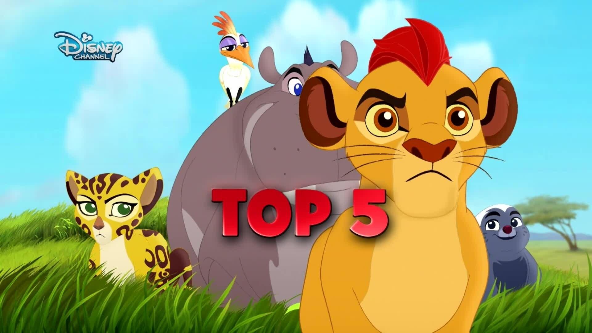 Die Garde der Löwen - Top 5