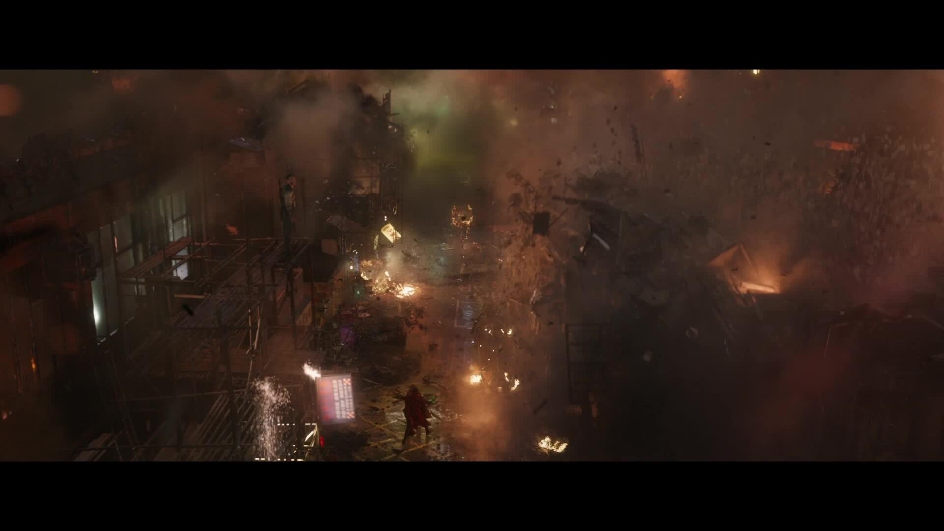 Contenido extra Dr. Strange: bienvenido al Universo Marvel