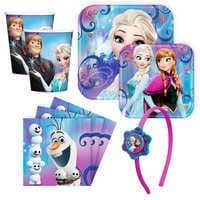 Image of Frozen Disney Party Collection # 1