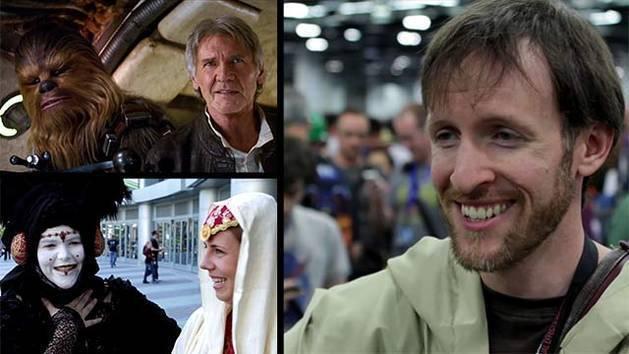 Star Wars: The Force Awakens Trailer 2 Fan Reactions | Disney Insider