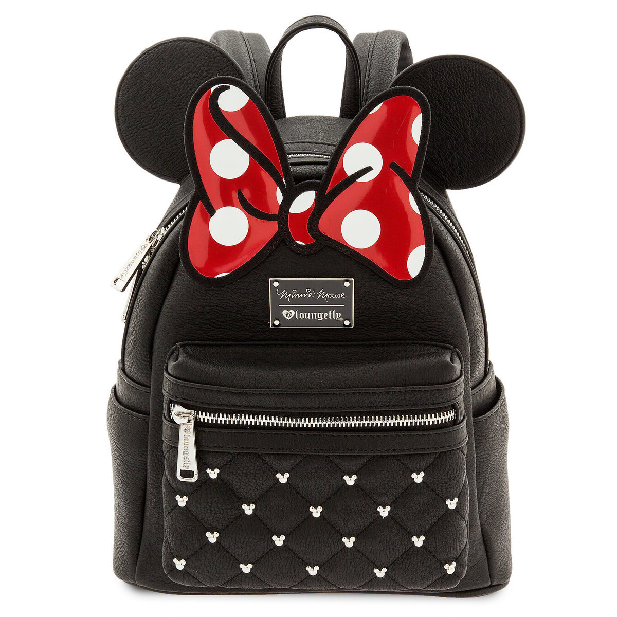 c3cbeca7fb Product Image of Minnie Mouse Icon Mini Backpack by Loungefly   1