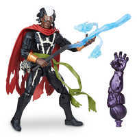 Image of Brother Voodoo Action Figure - Build-A-Figure Collection - 6'' # 1