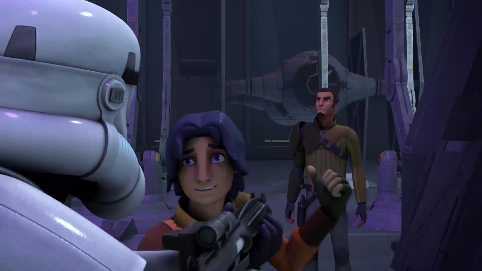 Star Wars Rebels - De parade