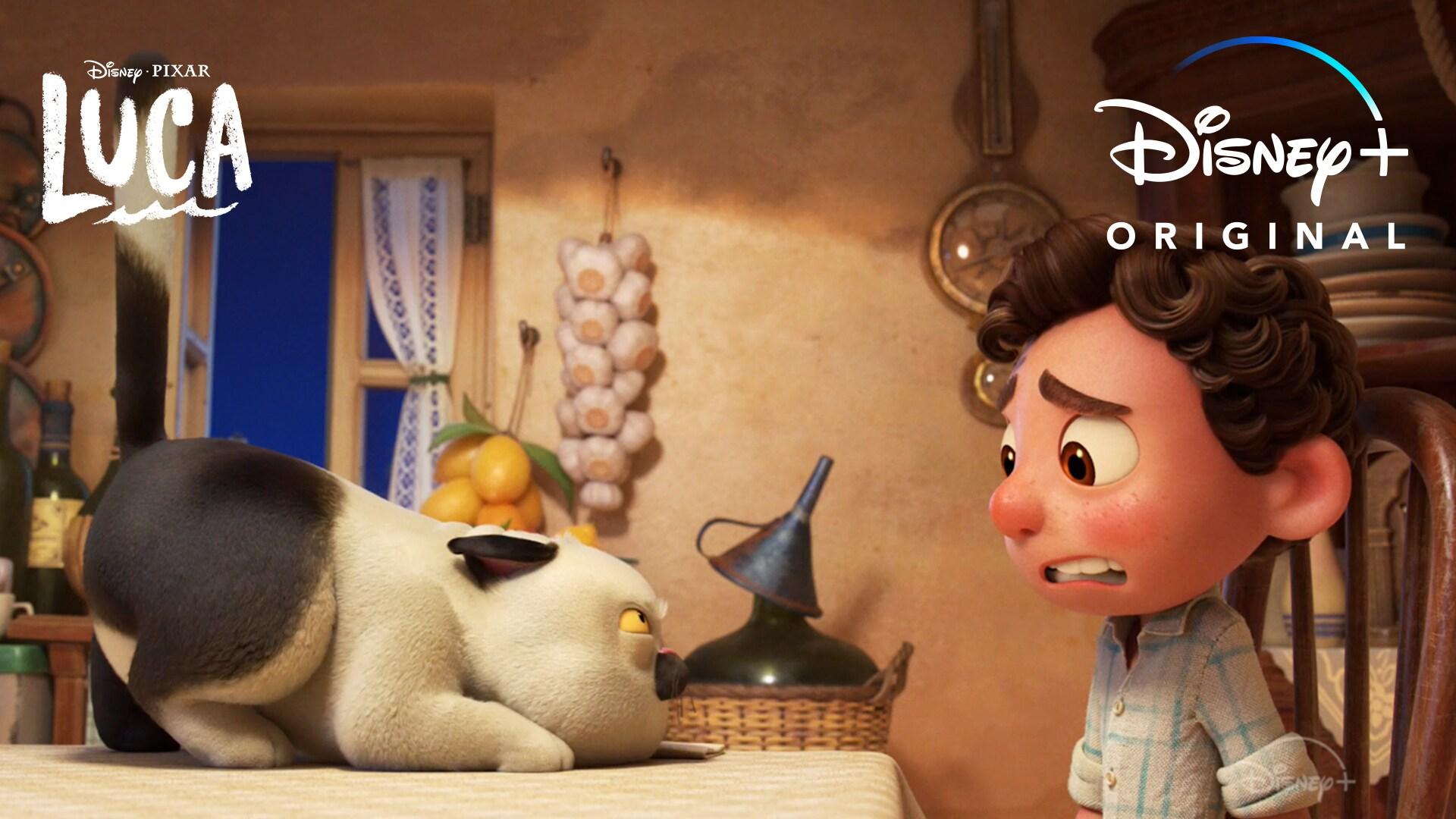 Believe | Disney and Pixar's Luca | Disney+