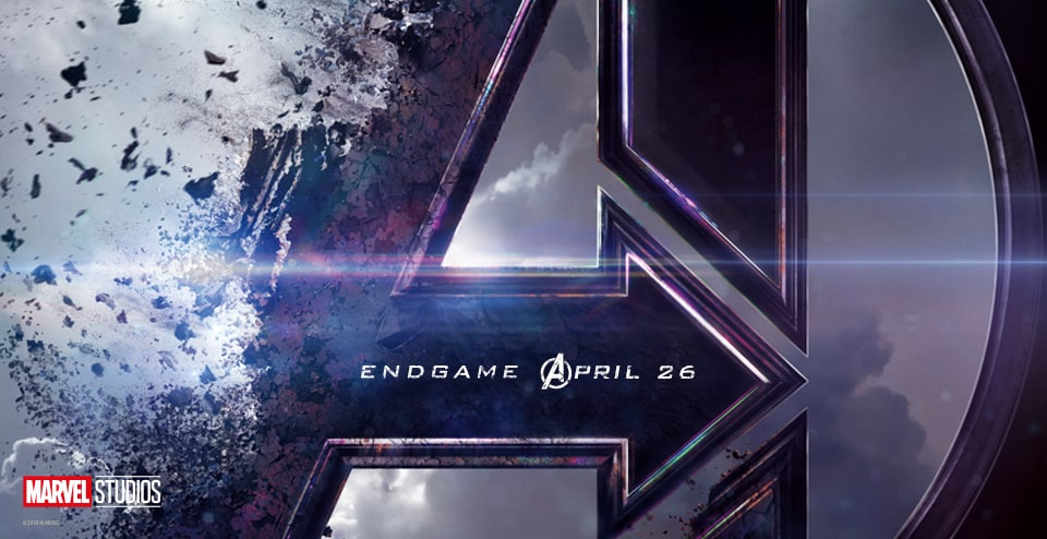 Avengers Endgame | Watch the official trailer. In cinemas 26 April 2019