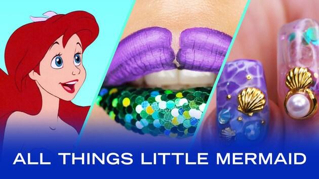 All Things Little Mermaid | Disney Style