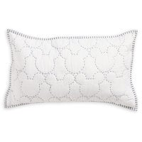 Mickey Mouse Dash Quilted Boudoir Pillow by Ethan Allen