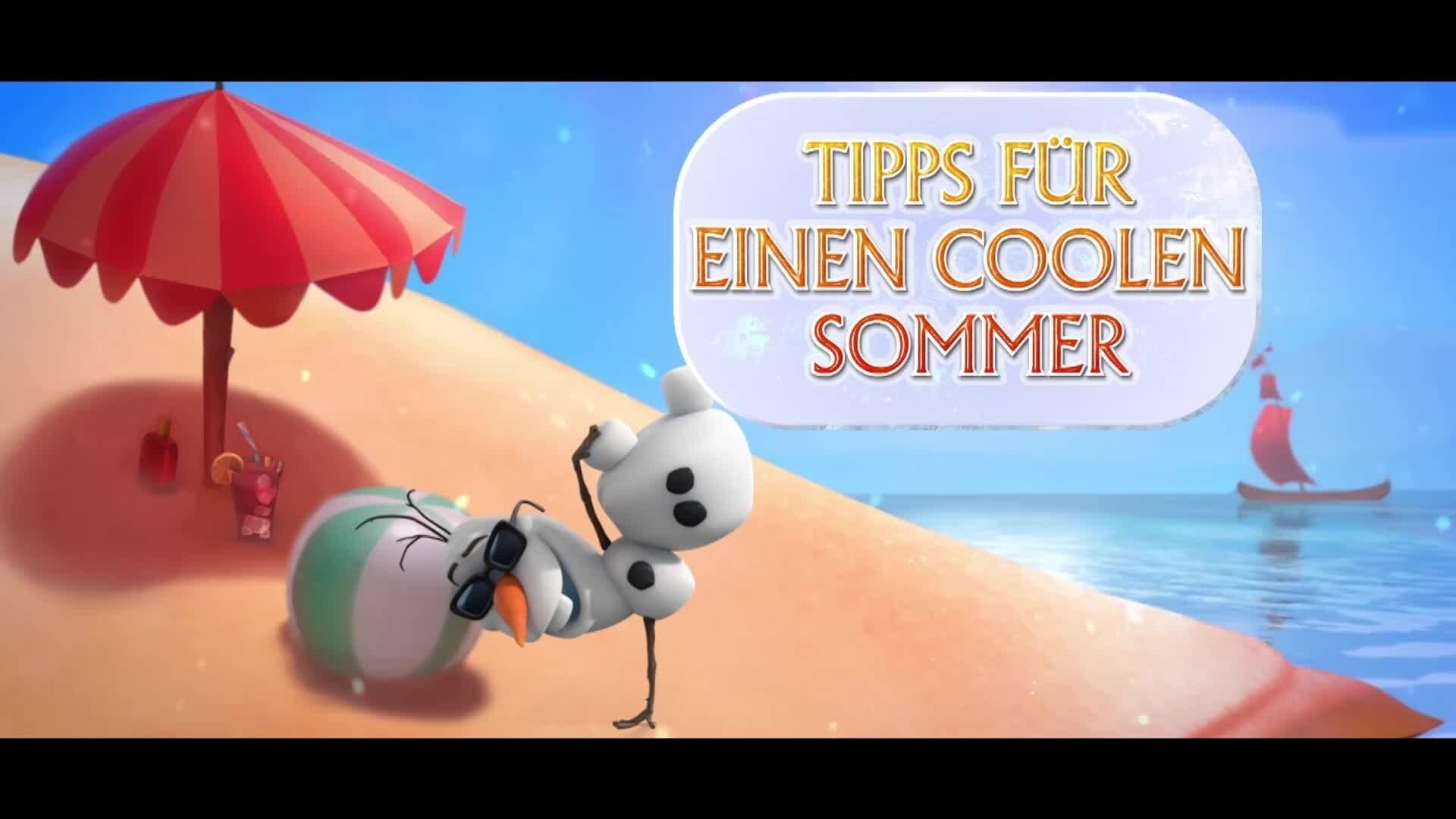 Essen und Trinken: Olafs coole Sommer-Tipps