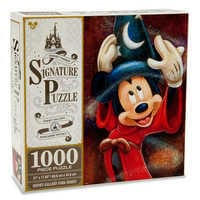 Image of Sorcerer Mickey Mouse Jigsaw Puzzle # 2