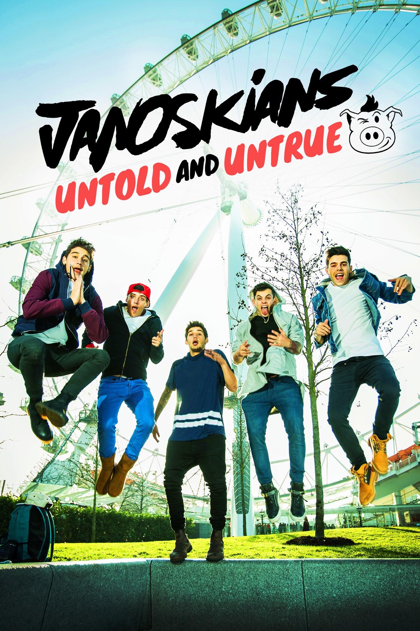 Janoskians: Untold and Untrue movie poster