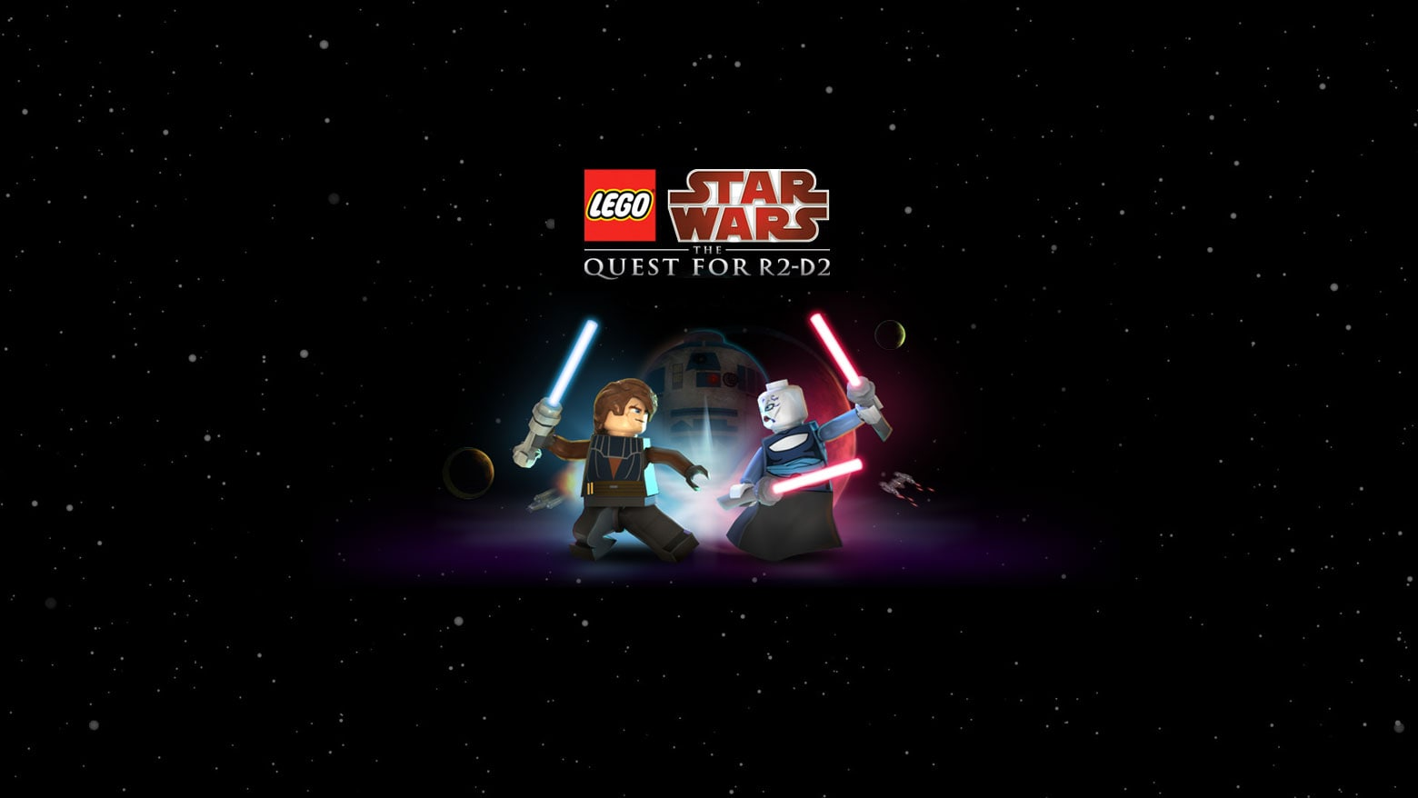 kinect star wars com lego star wars quest for r2 d2