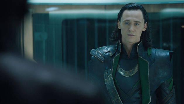 Os Vingadores: The Avengers - Loki em prisão
