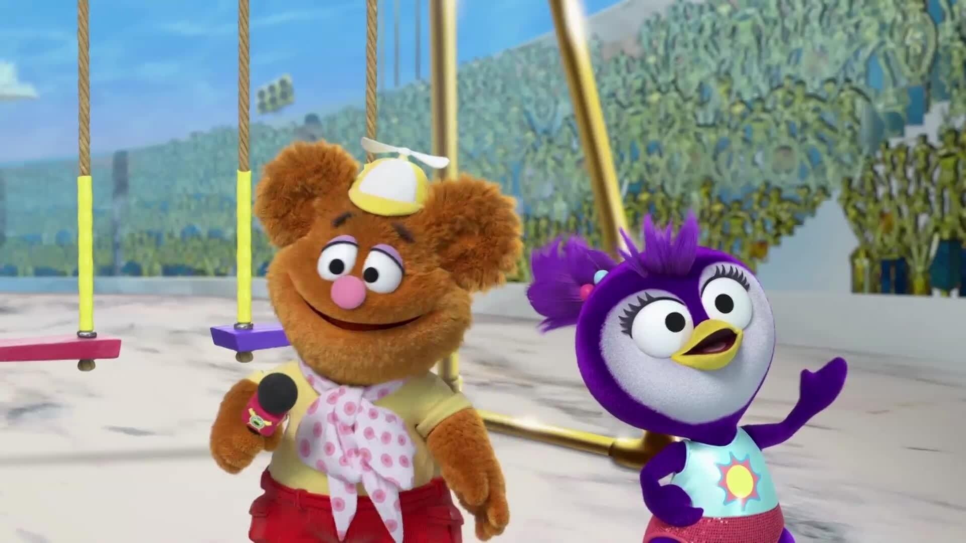 Muppet Babies - Der große Muppet Sportmarathon / Du sagst Kartoffel, ich sage Freund