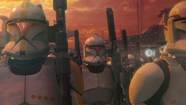 Star Wars - Off to the Clone Wars