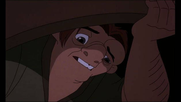 What's Your Name? - Clip - The Hunchback of Notre Dame II