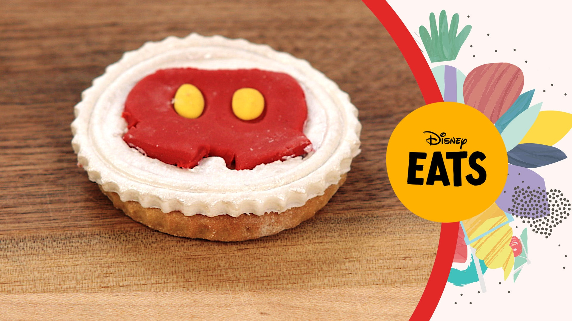 Mickey Mouse Cookies   Disney Eats